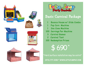 Basic Carnival Package 0116 Site