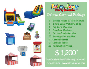 Deluxe Carnival Package 0116 Site