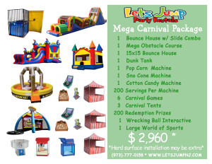 Mega Carnival Package 0116 Site