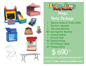 Mega Party Package 0116 Site