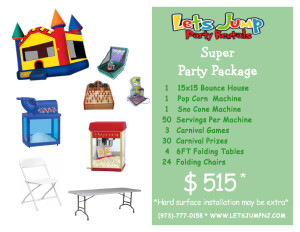 Super Party Package 0116 Site